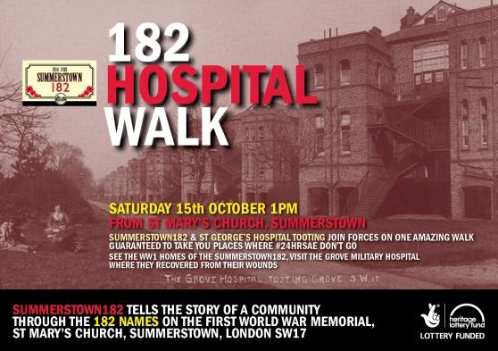 HOSPITAL WALK