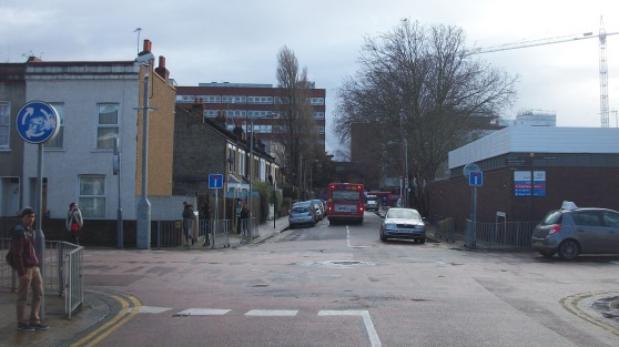 Pevensey Road