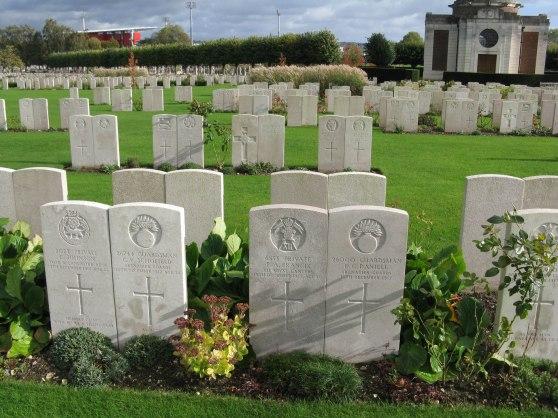 FGD.St Sever Cemetery
