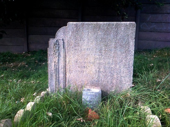Hinson grave