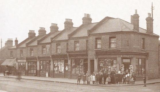 Bellew Street 1912