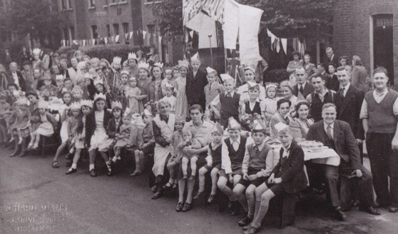 VE Day Smallwood Road