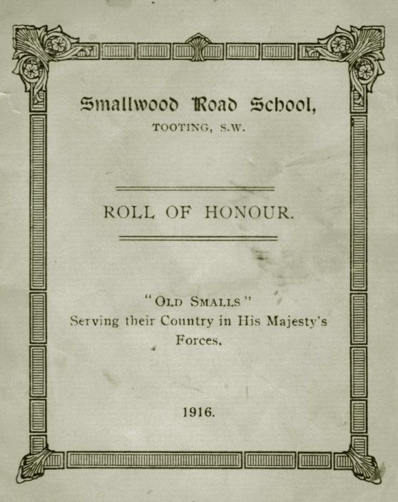 Smallwood 1916-1
