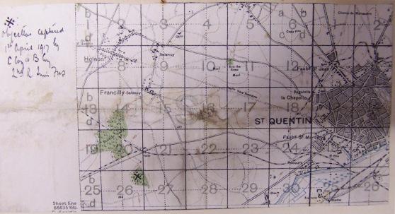 Savy Wood map