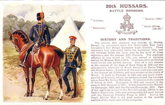 20th Hussars