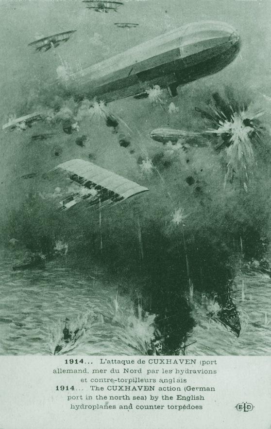 Cuxhaven_Raid_1914