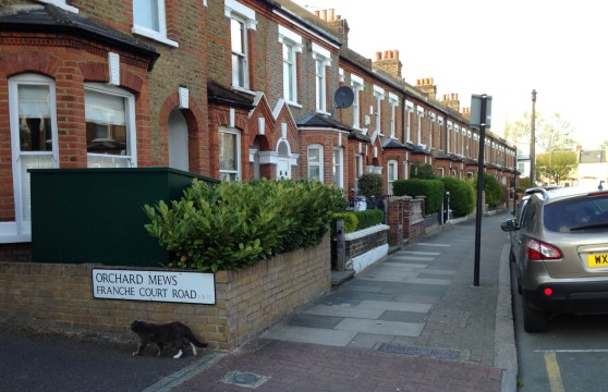 Orchard Mews End