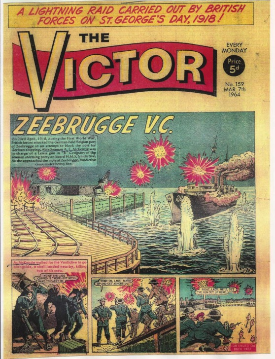 albert_victor_comic_page_one