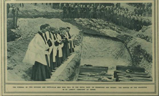 Dover graves