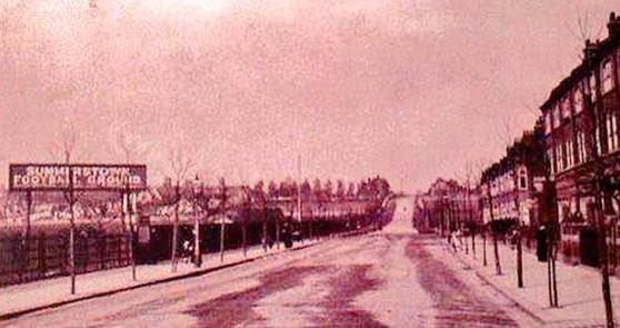 Magdelene Road