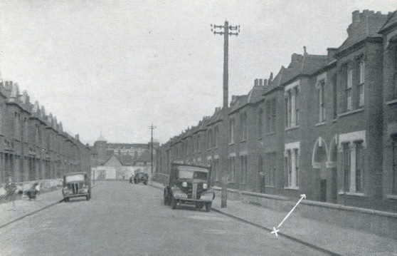 HURLEY Fairlight Road 1899
