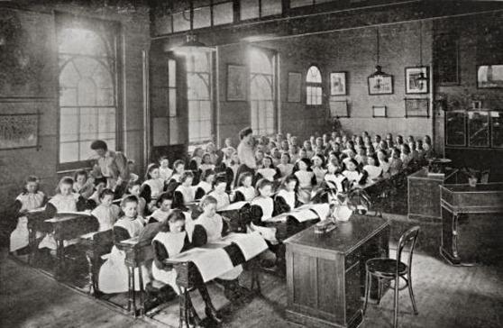 anerley-schoolroom