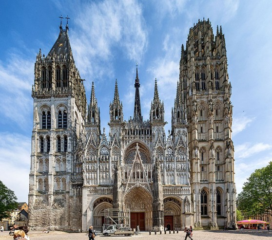 Rouen-Cathedral-Pictures