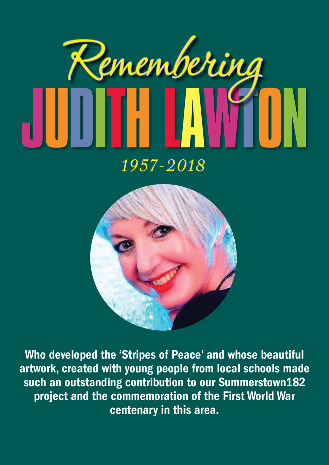 JudithTribute