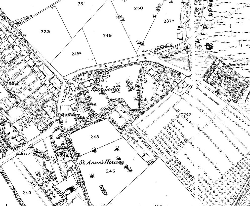 Elm Lodge 1874