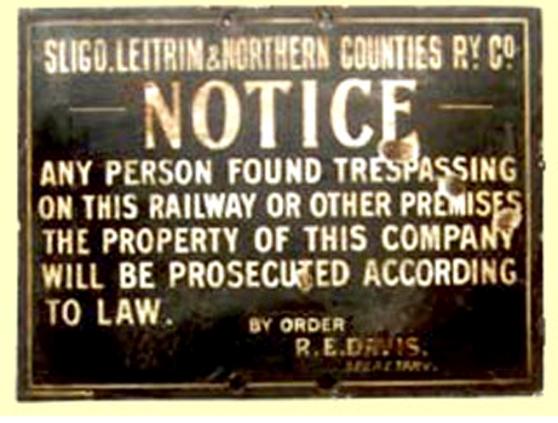 railwaysign