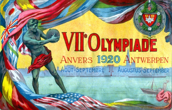 1920olympicsposter