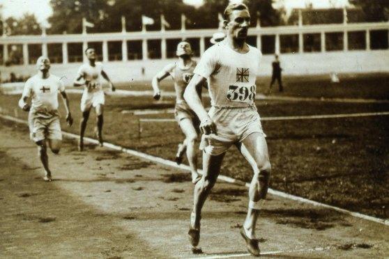 HILL Albert 800m OG 1920