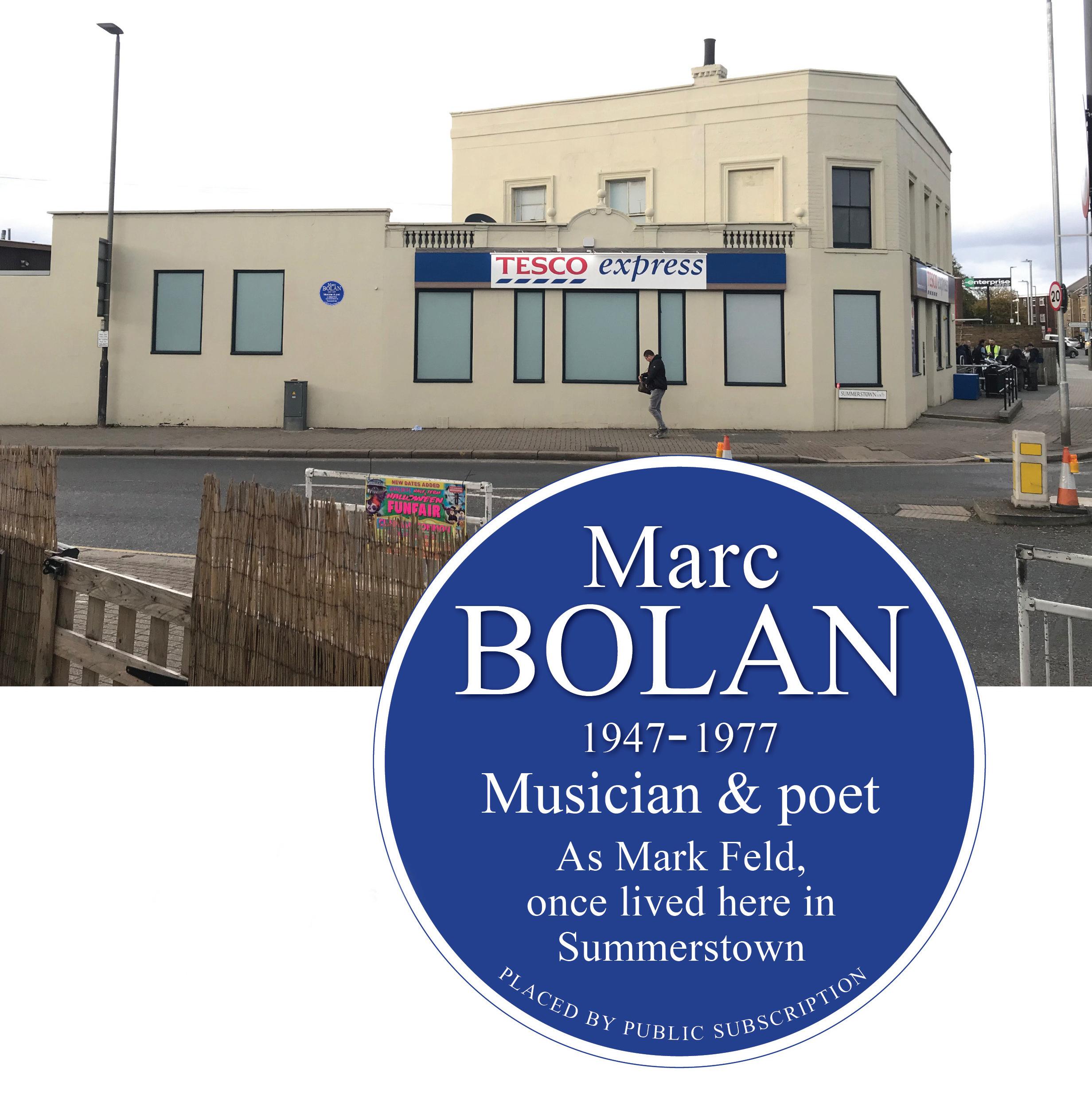 plaque proposal